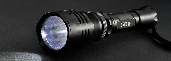 фонарик на светодиоде Cree