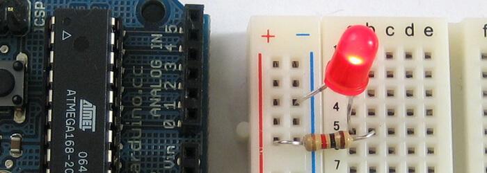 LED Arduino