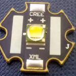 Характеристики светодиода Cree XM-L T6