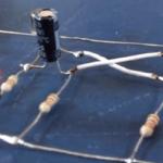 Сборка простых схем мигалок на основе мигающих светодиодов своими руками