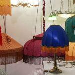 Идеи и мастер-классы изготовления абажуров своими руками для торшера и настольной лампы