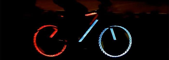 подсветка велосипеда