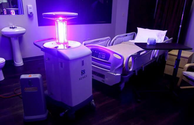 ультрафиолет в медицине