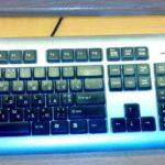Самодельная подсветка клавиатуры с использованием светодиодной ленты