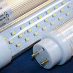 Как подключить в светильнике трубчатую светодиодную лампу вместо люминесцентной?