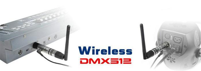 беспроводная dmx система