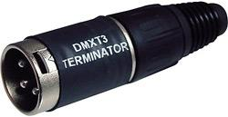 3 pin DMX терминатор