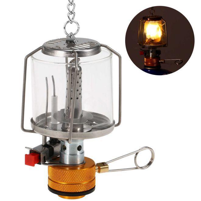 Газовый походный фонарь