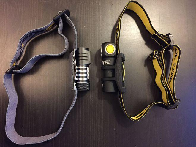 HL-720 светодиодный фонарь