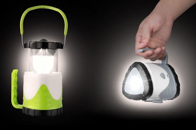 Разновидности фонарей