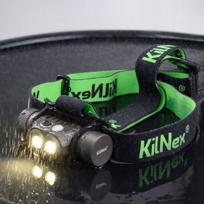 Налобный фонарь Kilnex