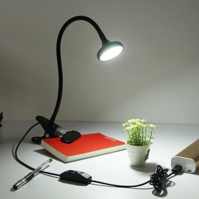 Настольный usb светильник