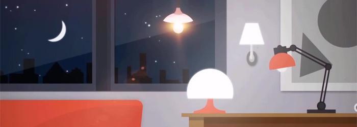 лампочки в доме