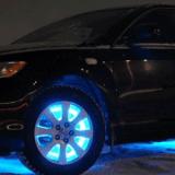 тюнинг автомобиля светодиодами