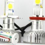 Светодиодные лампы для фар головного света автомобиля