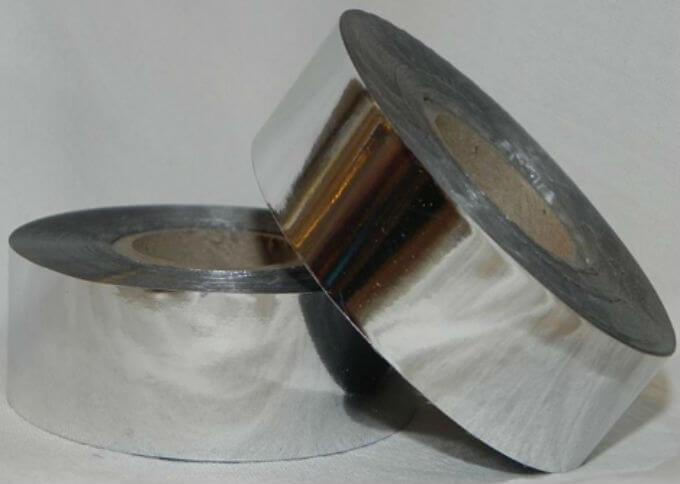 металлическая фольга