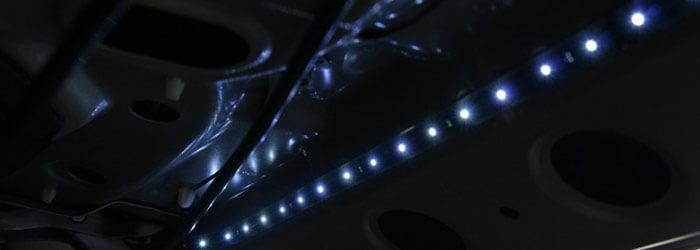 LED в авто