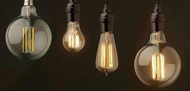 филамент лампы