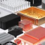 Радиаторы для светодиодов: расчет площади, выбор материала, изготовление своими руками
