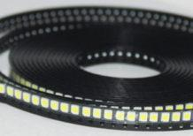 светодиоды в SMD чипе 3528