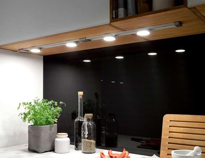 подсветка из LED-ламп