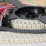 Адресная светодиодная лента и её подключение к Arduino