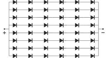 стандартная схема соединения