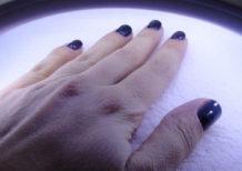лампа для сушки ногтей