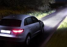 ночью на дороге