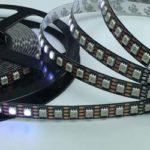Светодиодная лента SMD 5050, её особенности и разновидности